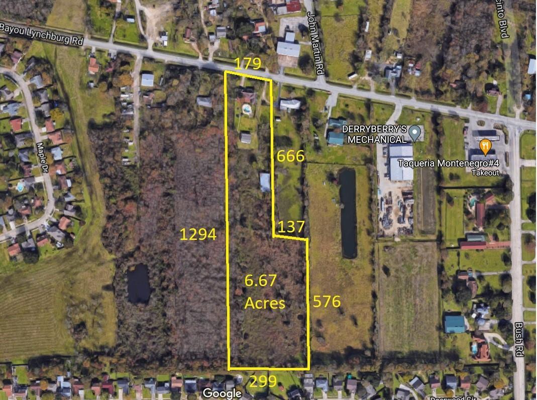 2415 W Cedar Bayou Lynchburg Road Property Photo