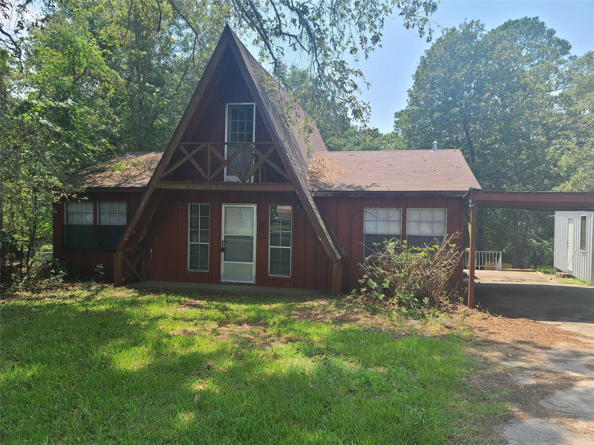 132 Caroline Trail Property Photo - Hankamer, TX real estate listing