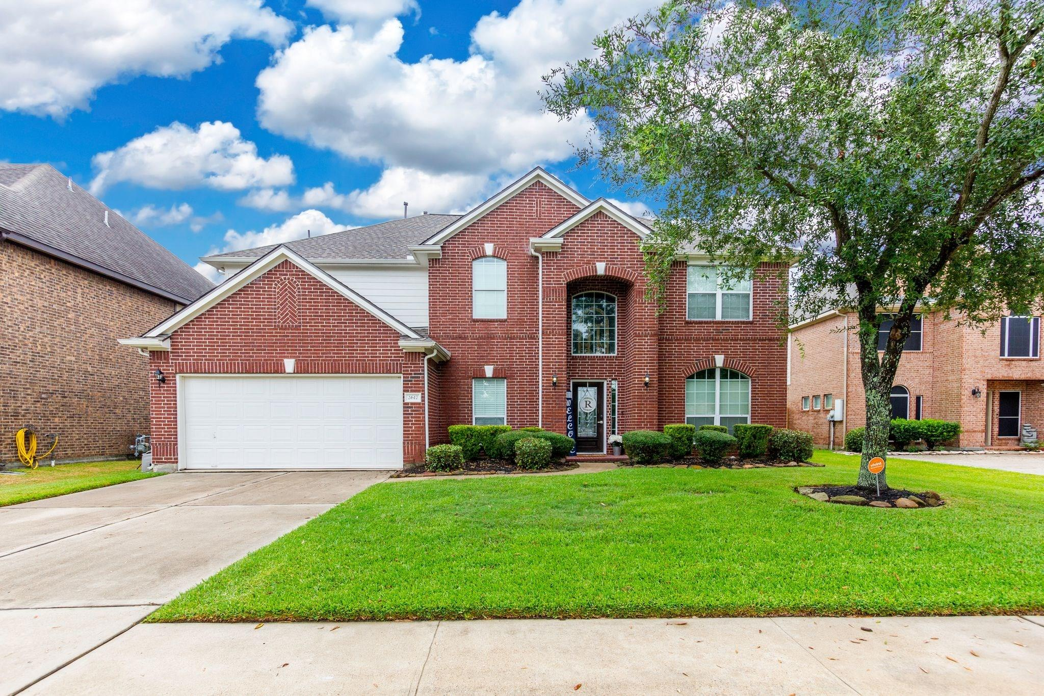 2617 Augusta Drive Property Photo - Deer Park, TX real estate listing