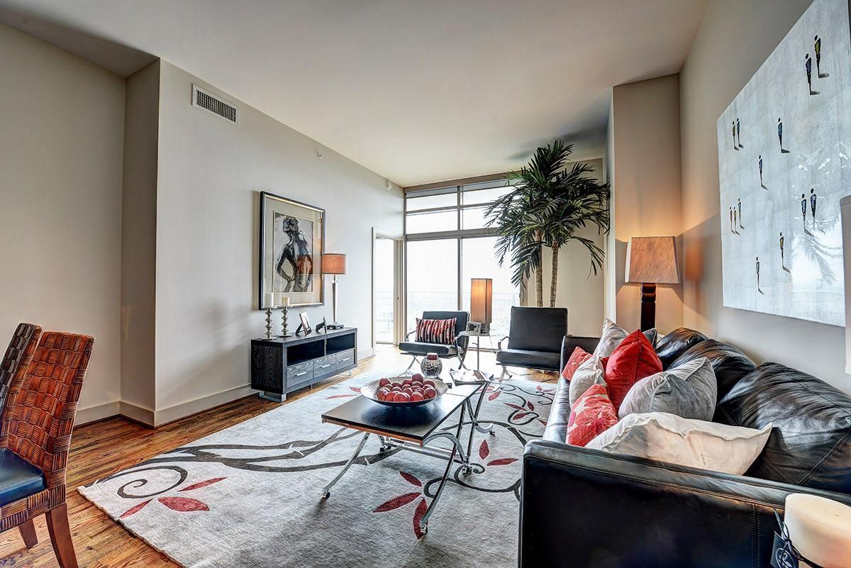 1400 Mckinney Street #411 Property Photo - Houston, TX real estate listing