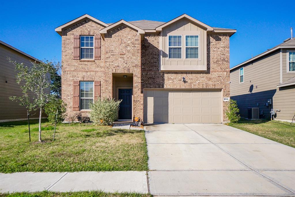 2514 Bedrock Lane Property Photo - Missouri City, TX real estate listing