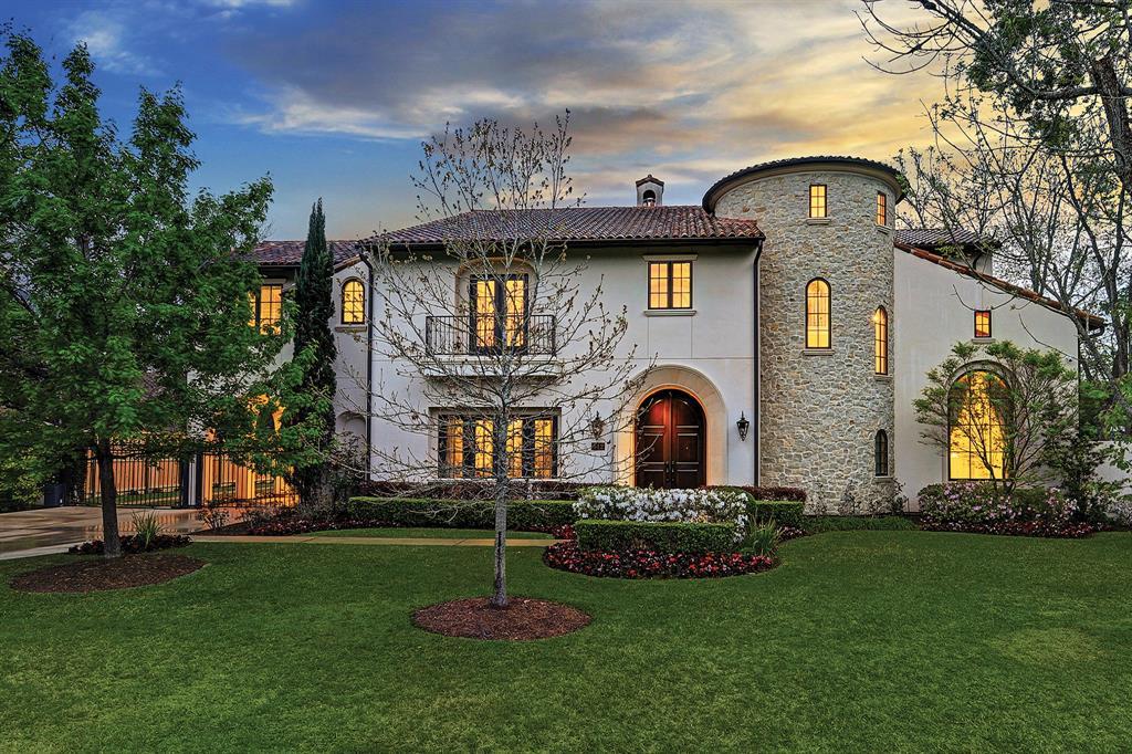 542 Lanecrest Lane Property Photo - Piney Point Village, TX real estate listing