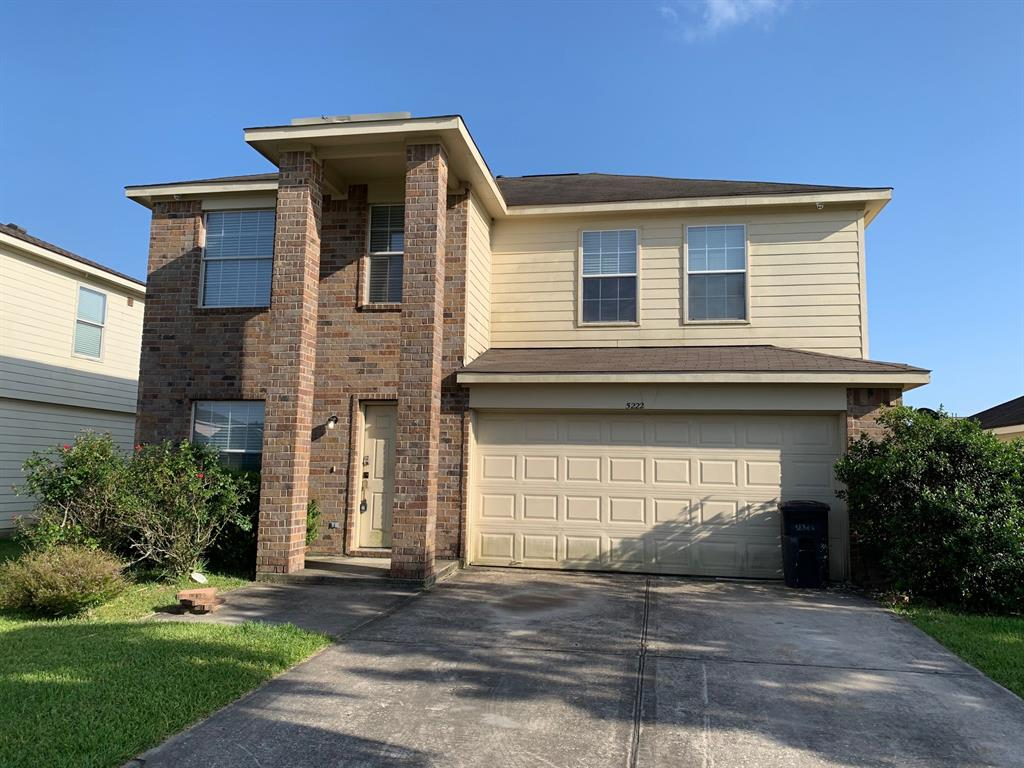 5222 Ginseng Drive Property Photo - Baytown, TX real estate listing