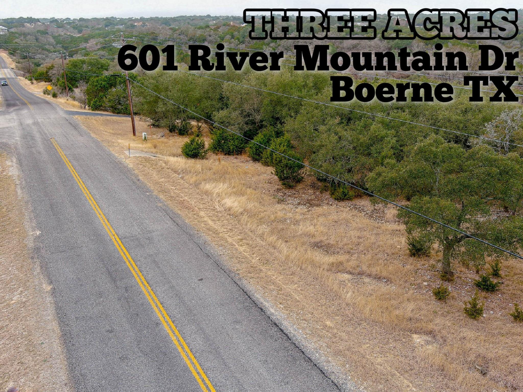 601 River Mountain Drive Property Photo - Boerne, TX real estate listing