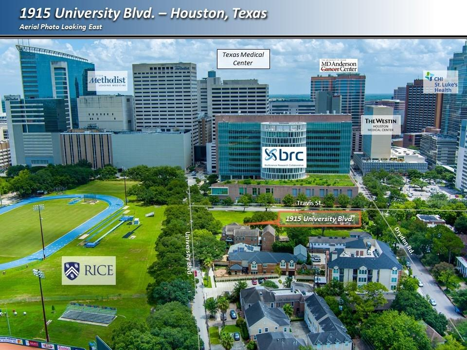 1915 University Boulevard Property Photo - Houston, TX real estate listing