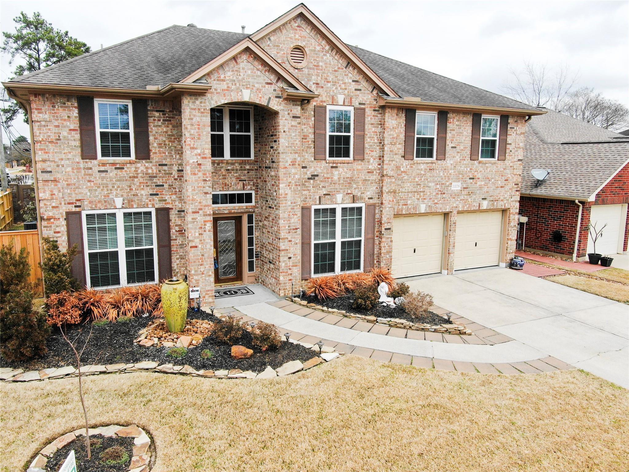3326 La Seine Lane Property Photo - Spring, TX real estate listing