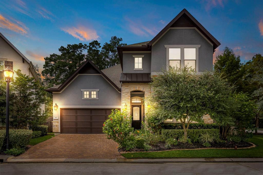 202 Sonoma Court Property Photo - Shenandoah, TX real estate listing