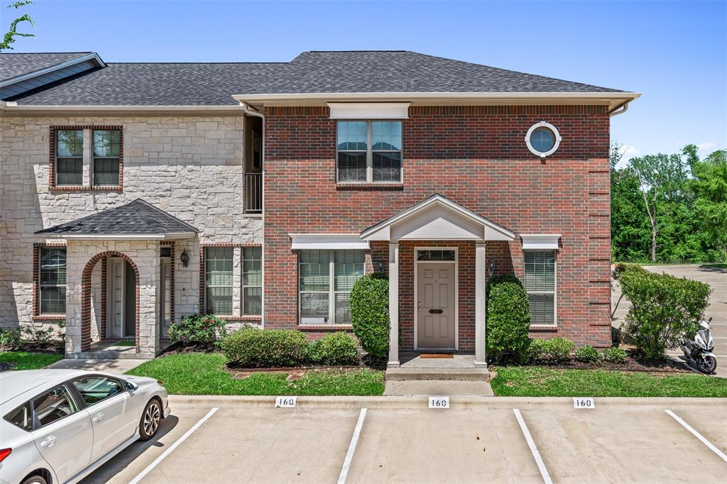 160 Forest Drive Property Photo - College Station, TX real estate listing