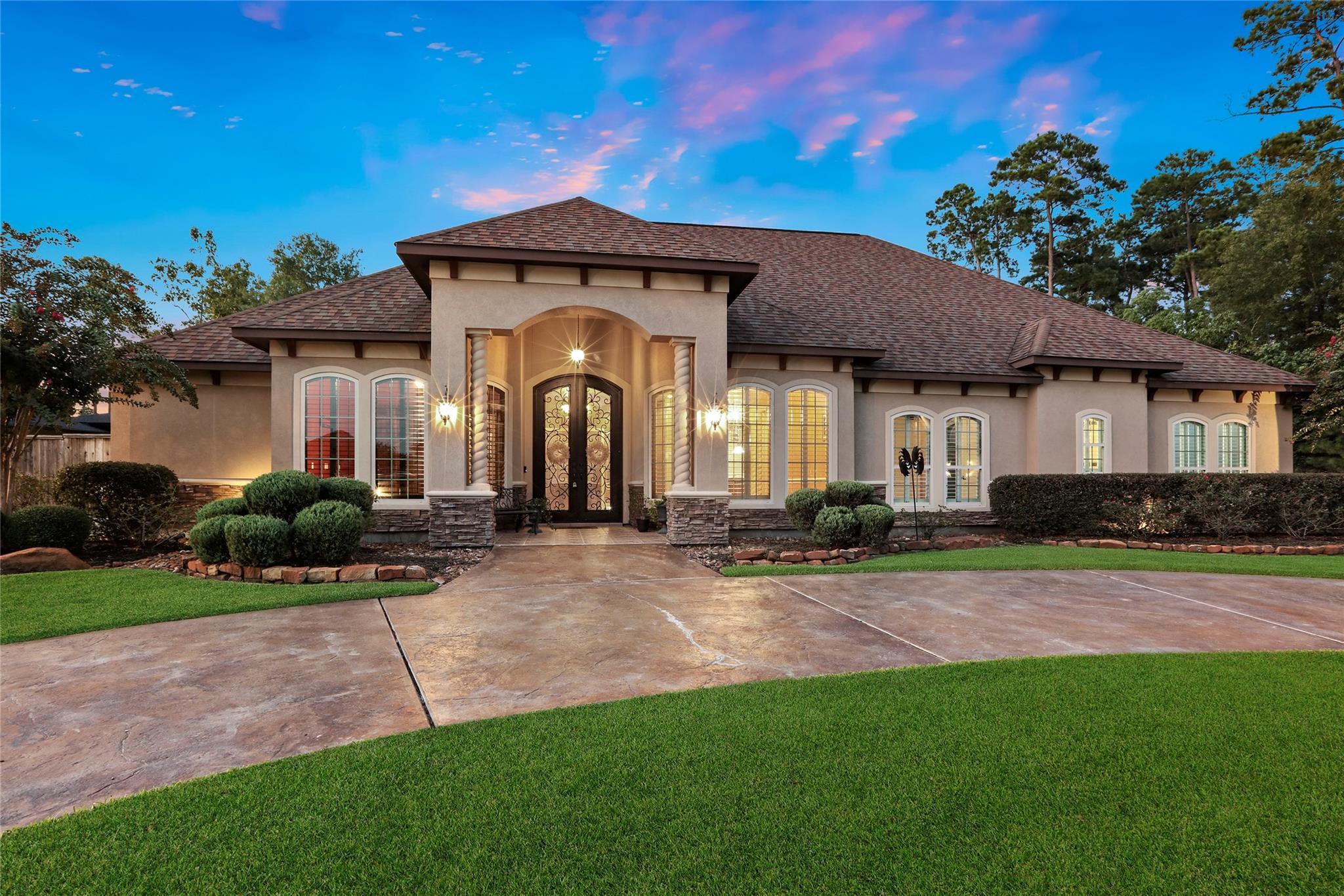 34 New Oak Trail Property Photo - Humble, TX real estate listing