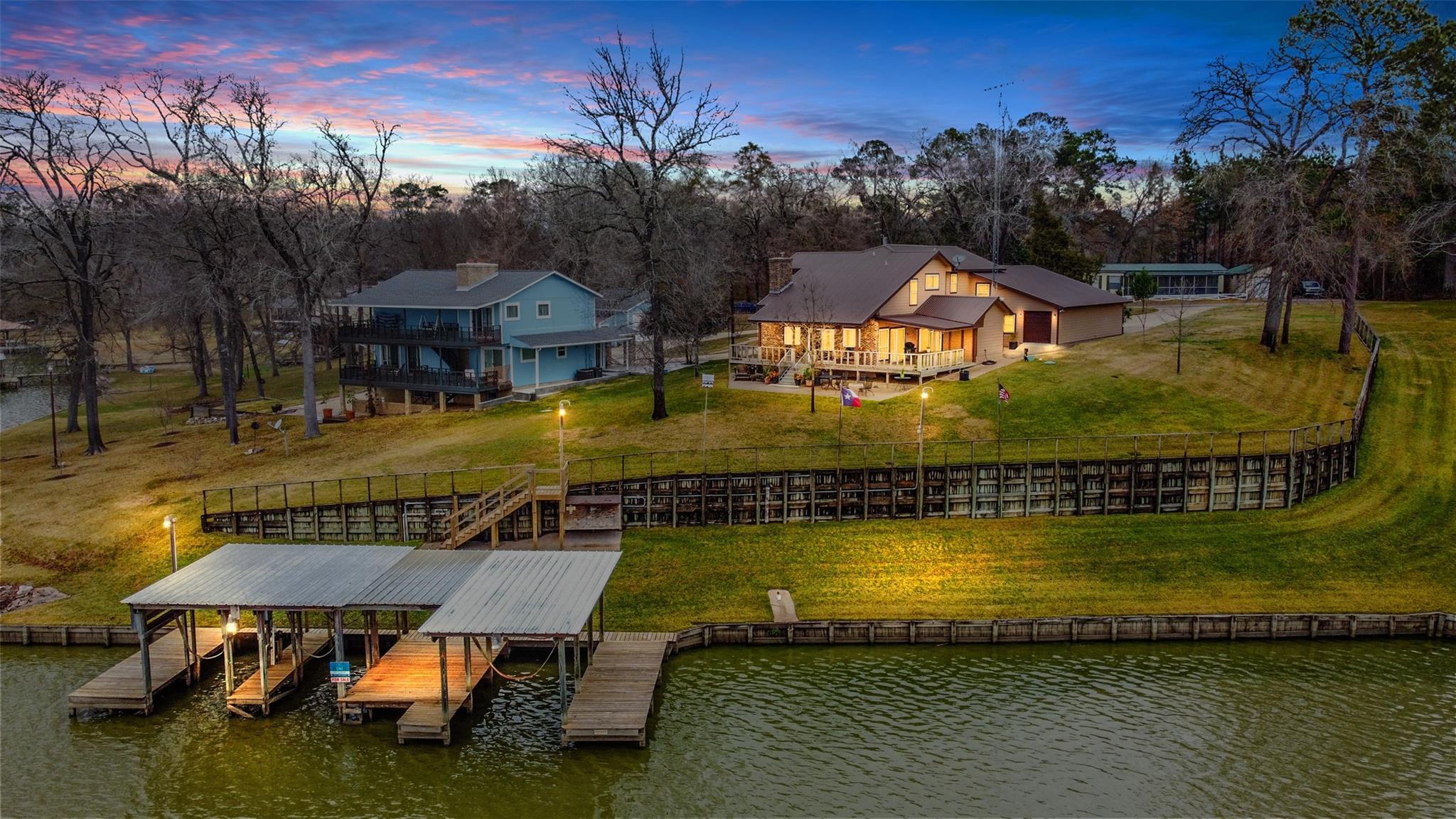 1282 Sportsman Drive Property Photo - Trinity, TX real estate listing