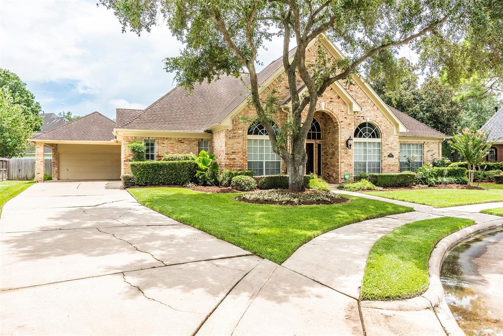 1906 Tangle Pines Court Property Photo - Houston, TX real estate listing