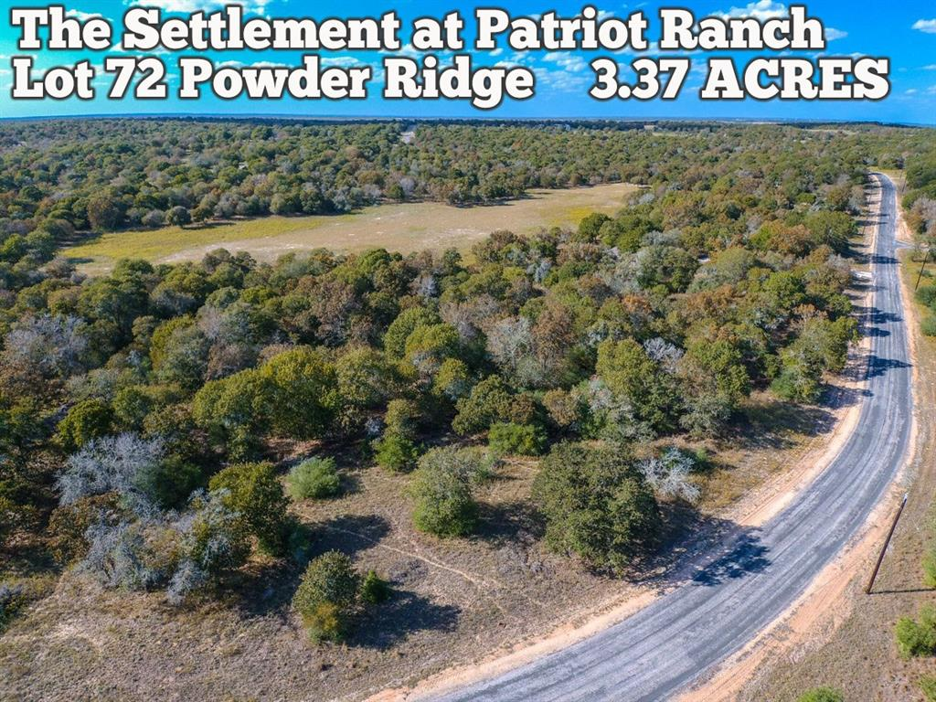 Lot 72 Powder Ridge, Luling, TX 78648 - Luling, TX real estate listing