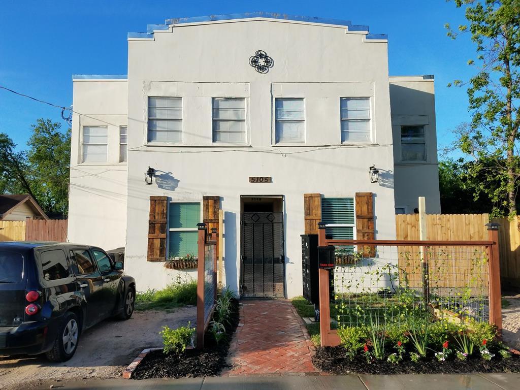 5105 Sherman Street, Houston, TX 77011 - Houston, TX real estate listing