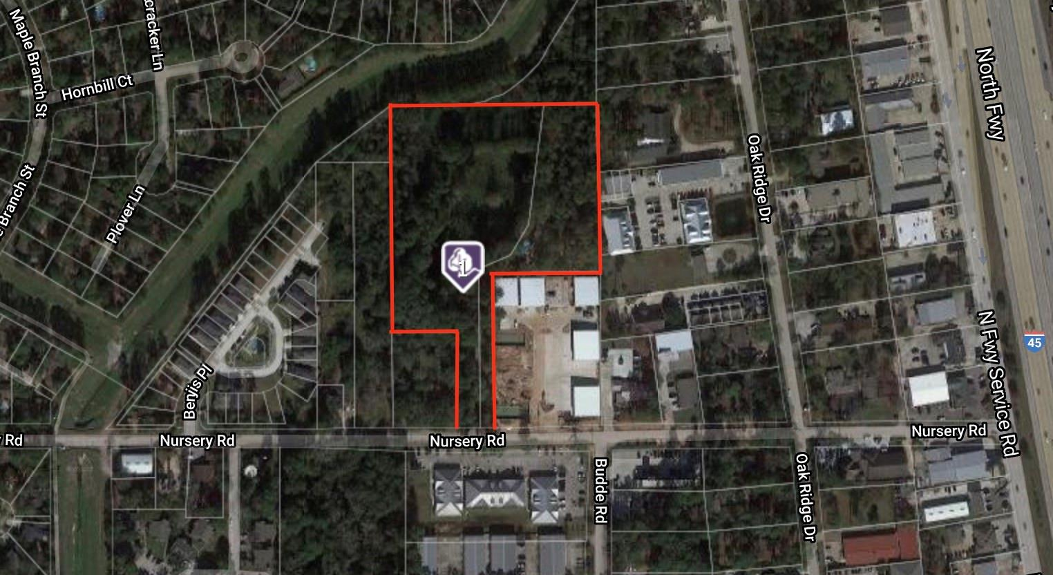 424 Nursery Road Property Photo - The Woodlands, TX real estate listing