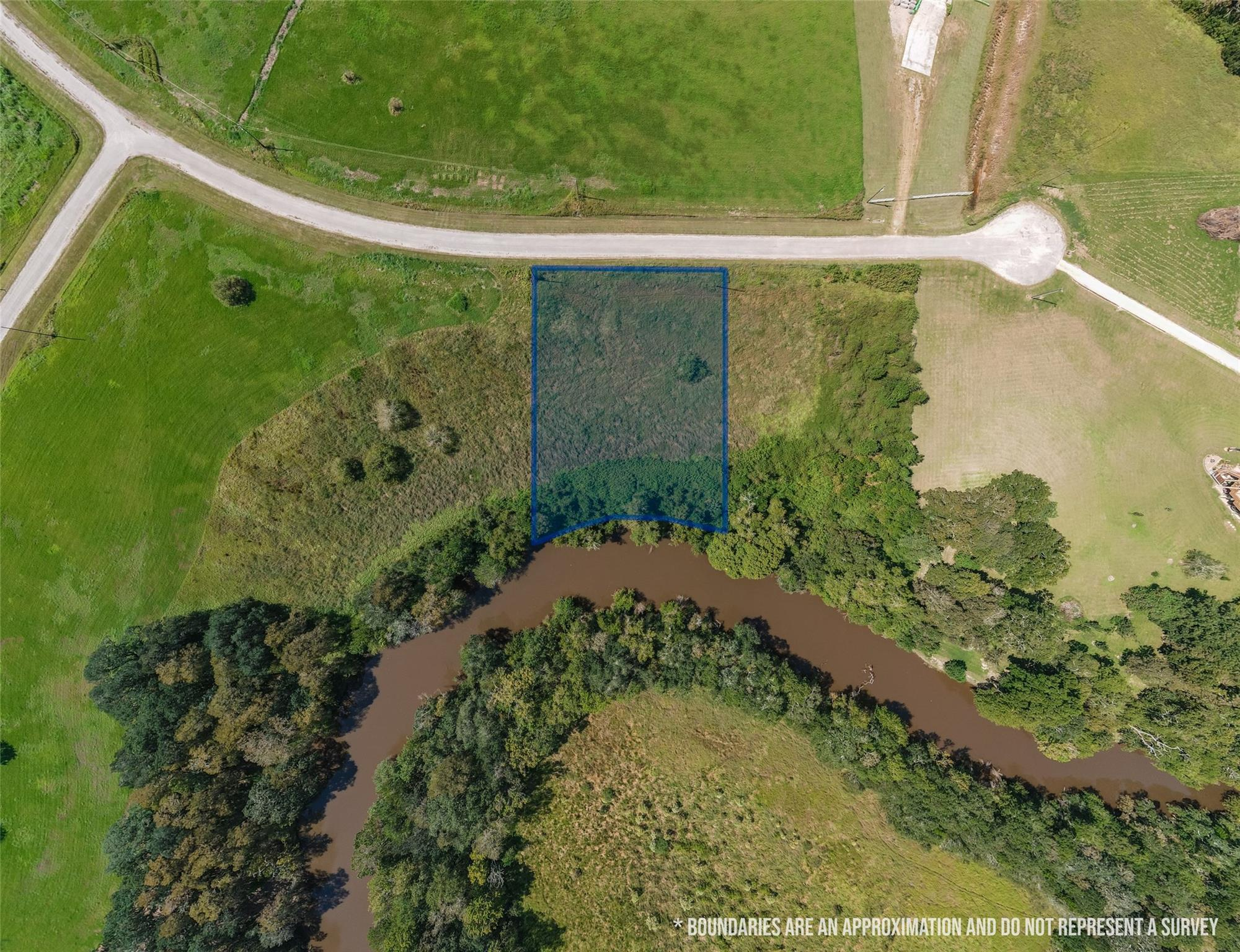 Lot 14 Tanglewood Drive Property Photo - Blessing, TX real estate listing