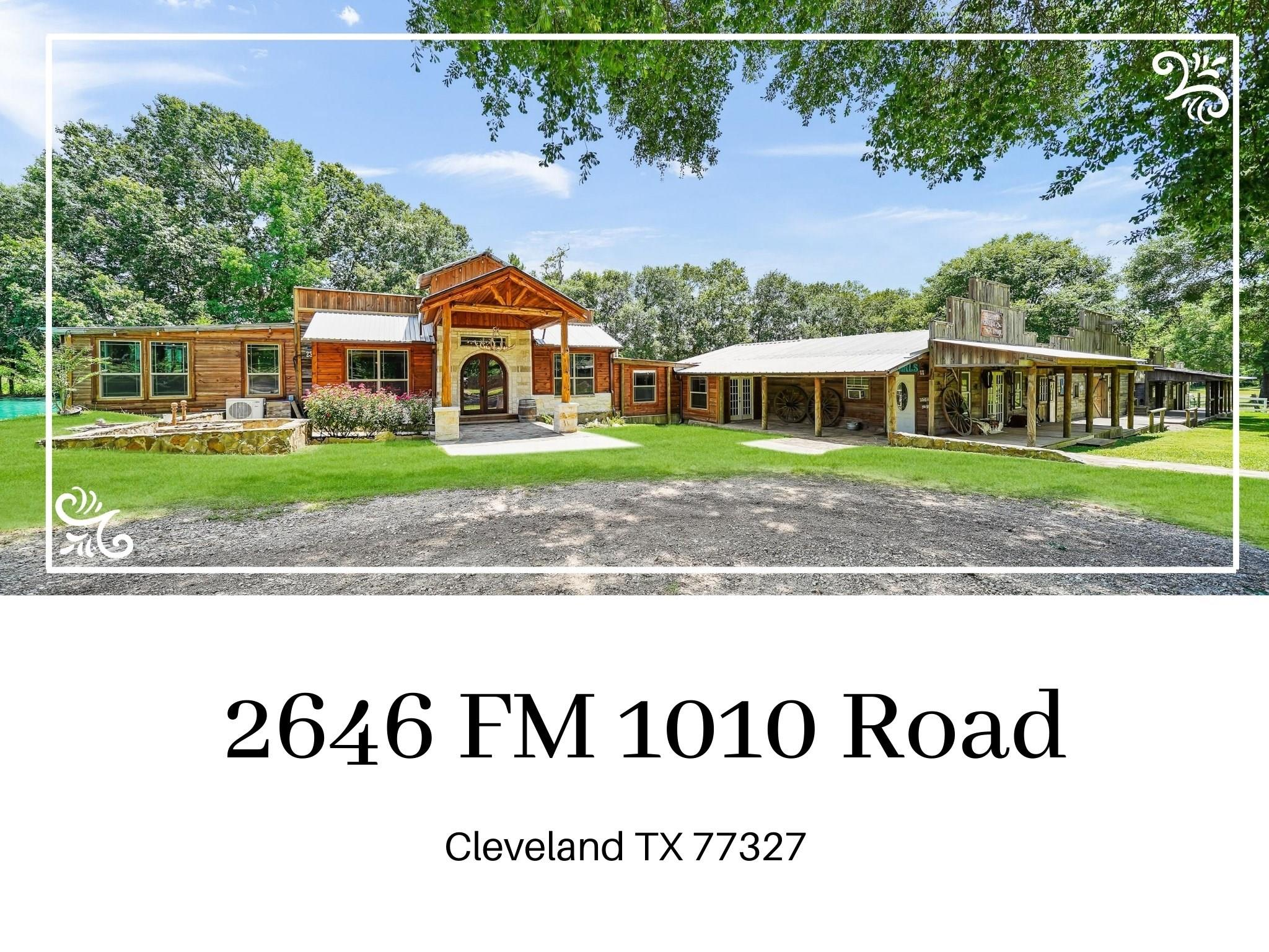 2646 Fm 1010 Road Property Photo - Cleveland, TX real estate listing