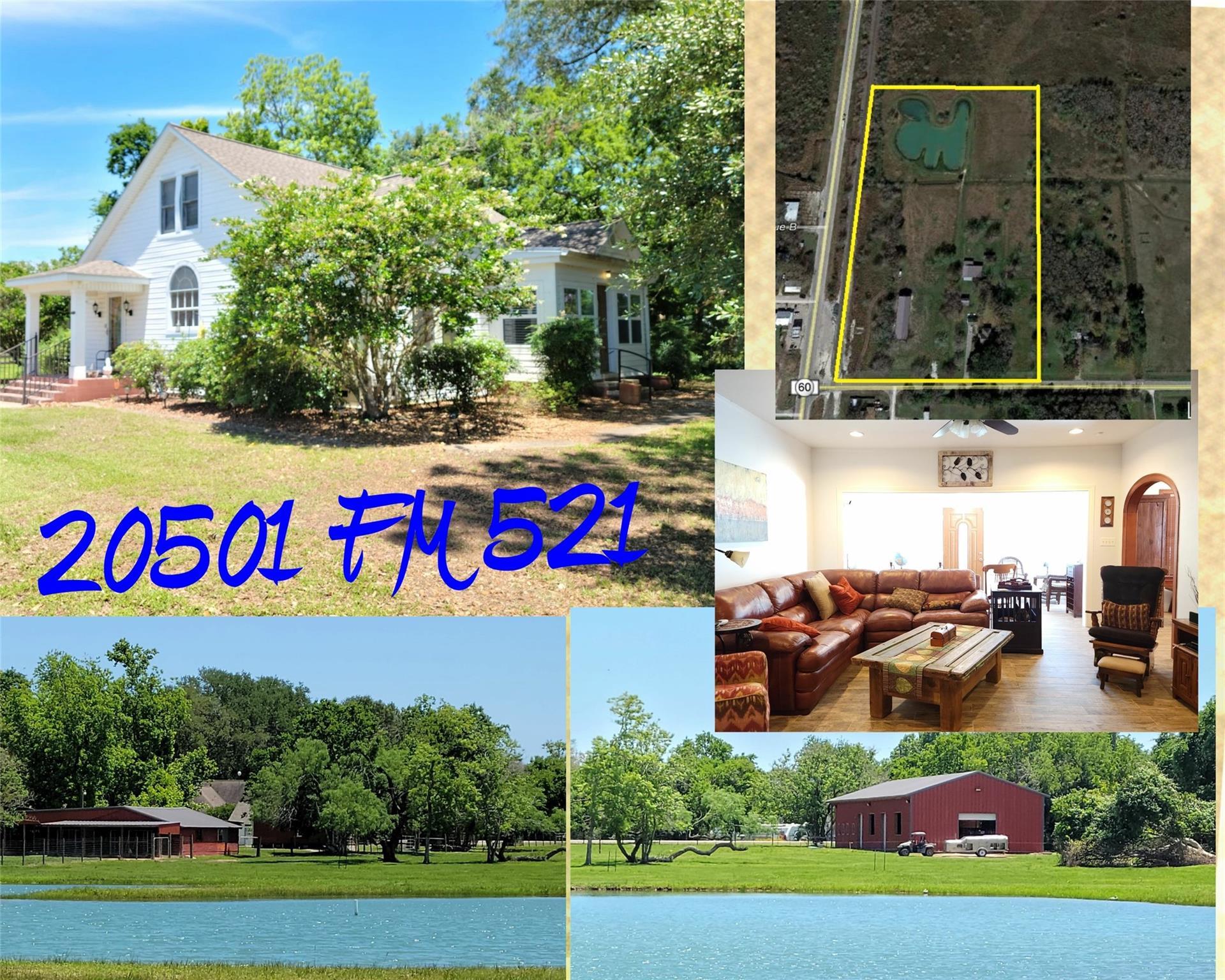 20501 Fm 521 Property Photo