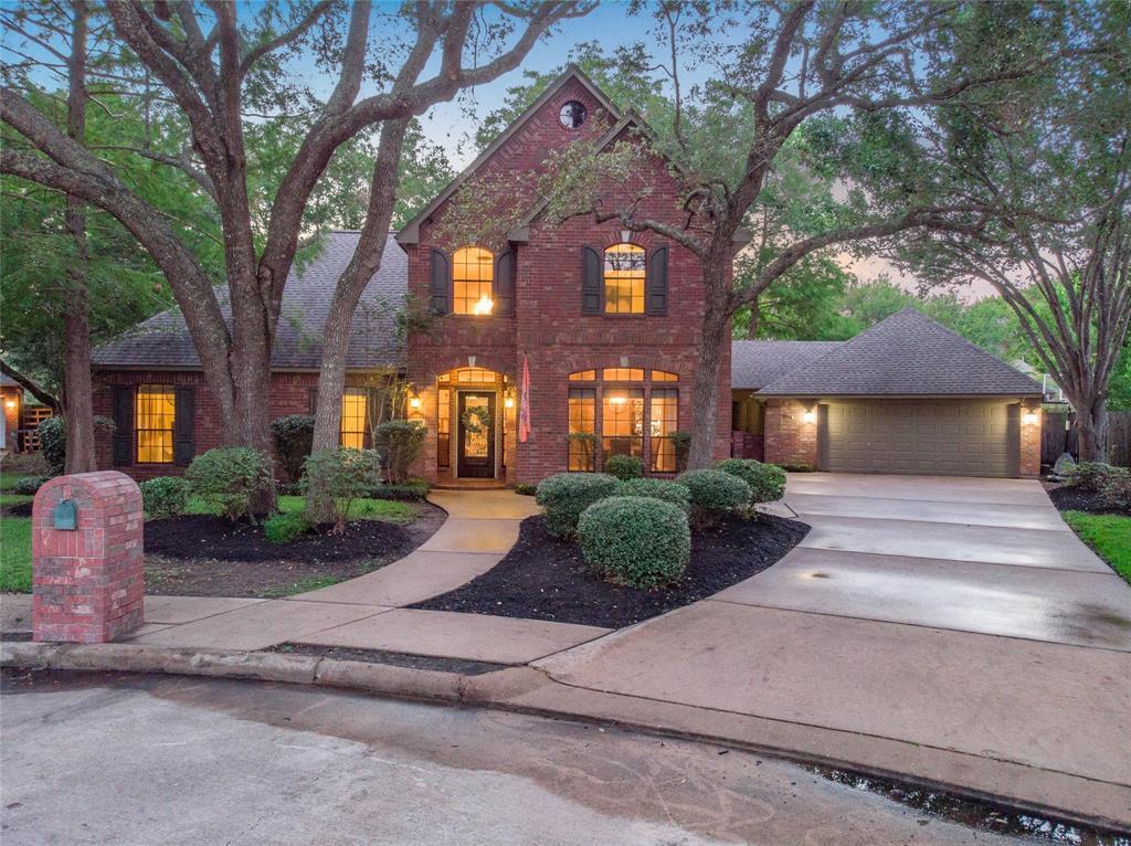 12818 Rochester Court Property Photo - Santa Fe, TX real estate listing