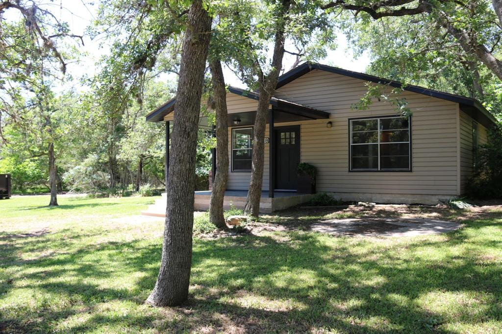 108 Parkview Drive #B Property Photo - Somerville, TX real estate listing