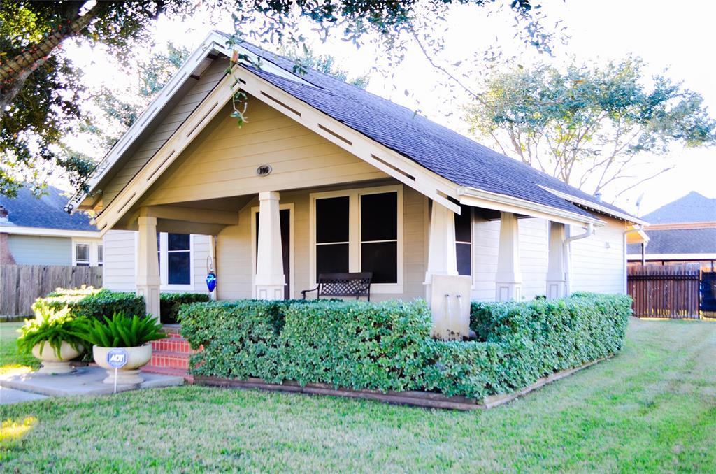 106 Clifton Street Property Photo - Houston, TX real estate listing