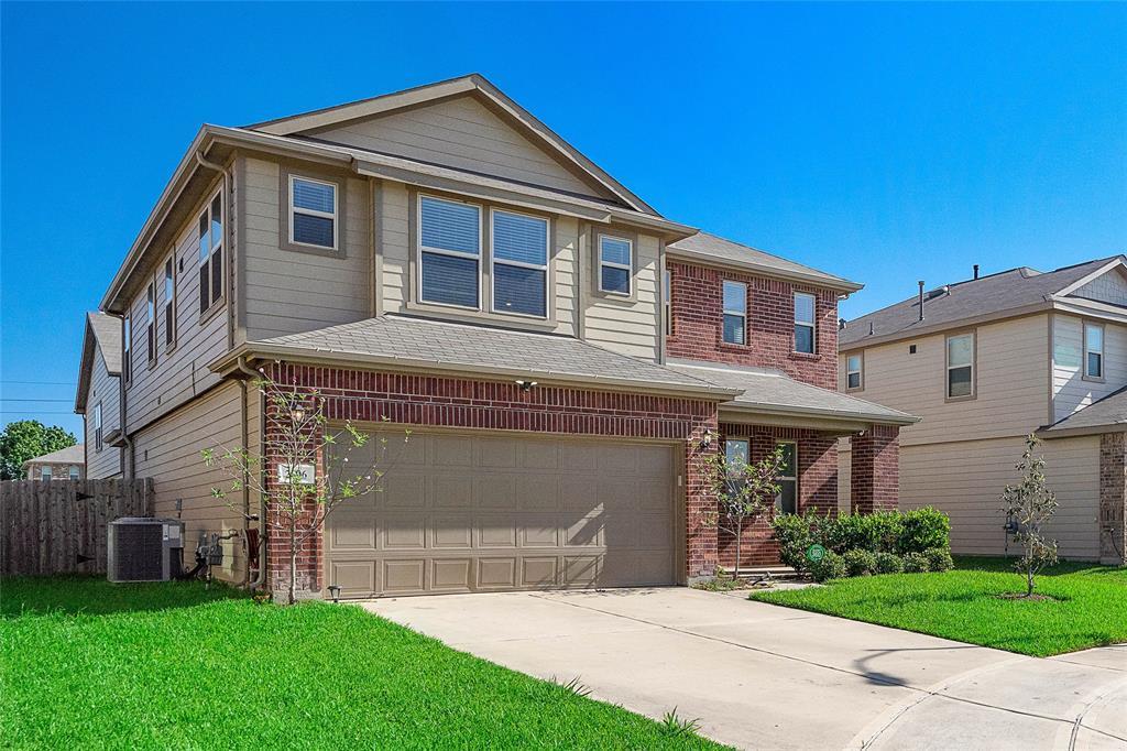 2606 Basil Point Court Property Photo - Houston, TX real estate listing