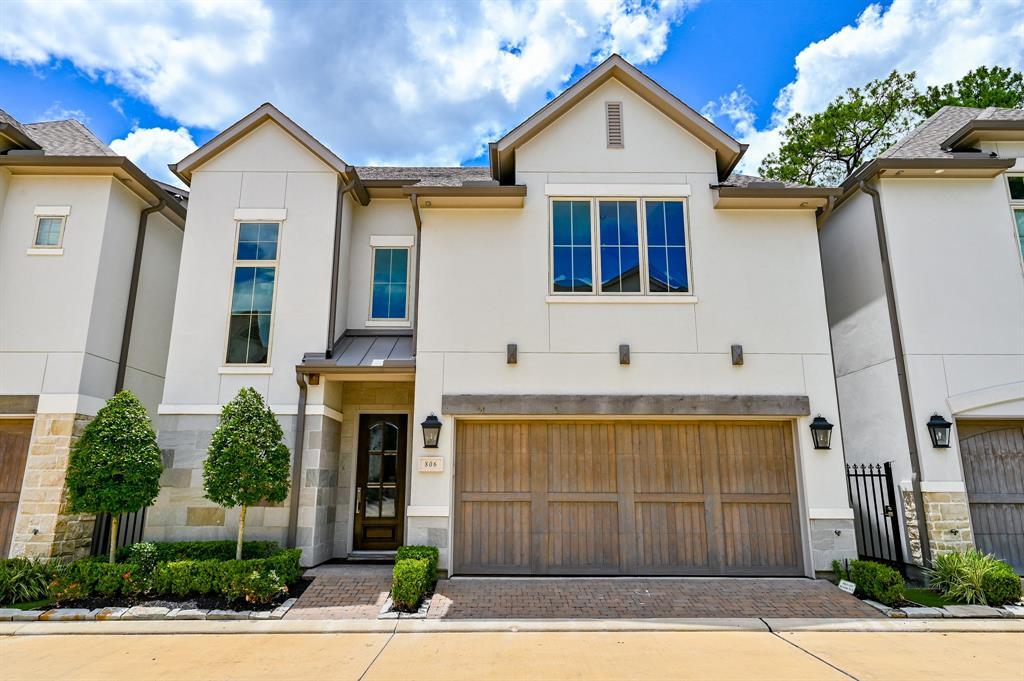 806 Remington Glade Property Photo - Houston, TX real estate listing