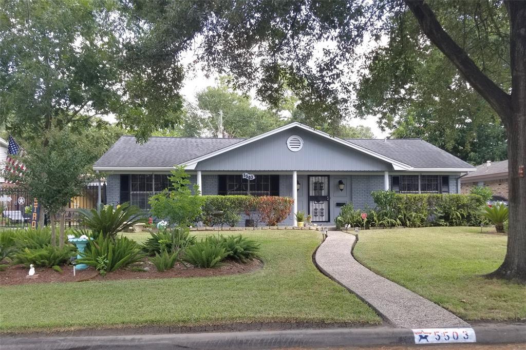 5503 Wood Creek Way, Houston, TX 77017 - Houston, TX real estate listing