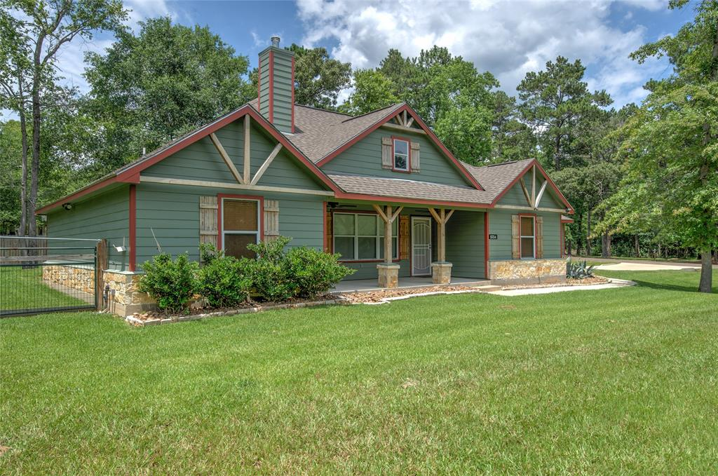 15754 Holly Berry Lane, Plantersville, TX 77363 - Plantersville, TX real estate listing