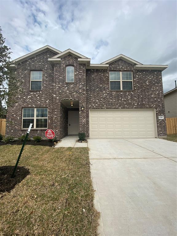 2218 Cherryville Drive Property Photo - Houston, TX real estate listing