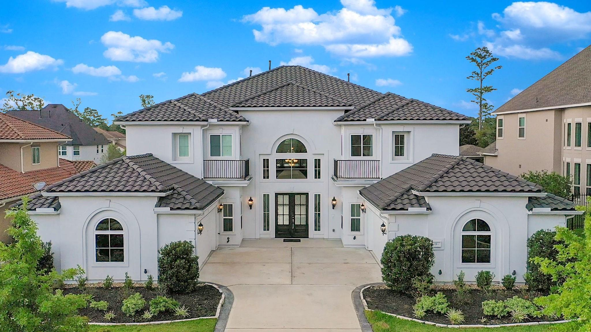 126 S Curly Willow Circle Property Photo - The Woodlands, TX real estate listing