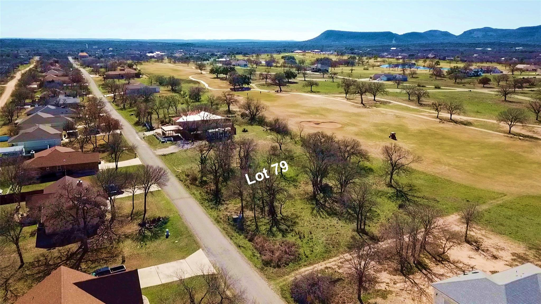 Lot 79 Chesterfield Drive Property Photo - Kingsland, TX real estate listing