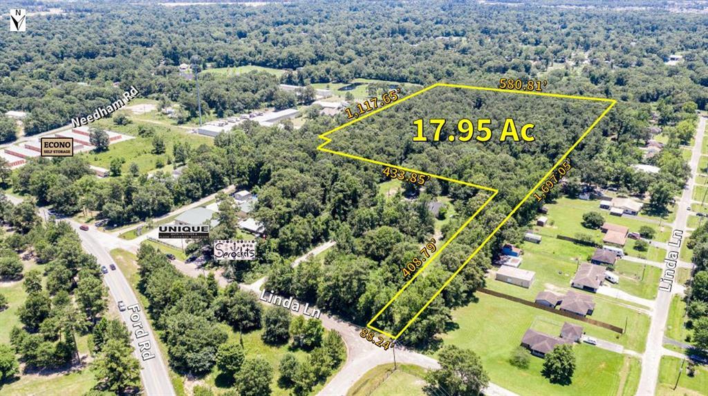 22648 Ford Road, Porter, TX 77365 - Porter, TX real estate listing