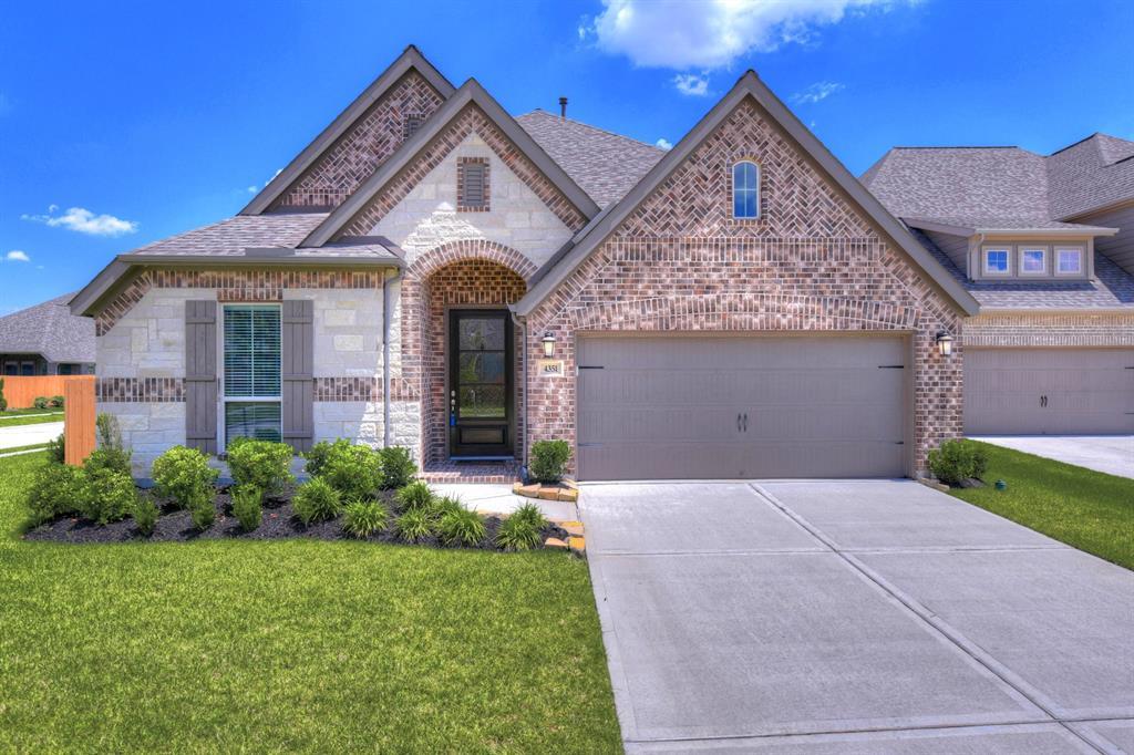 4351 Croft Creek Drive Property Photo - Spring, TX real estate listing