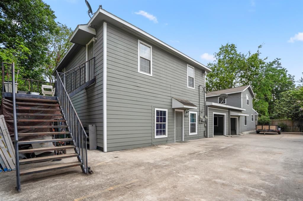 10424 & 10428 A & B Burden Street Property Photo - Houston, TX real estate listing