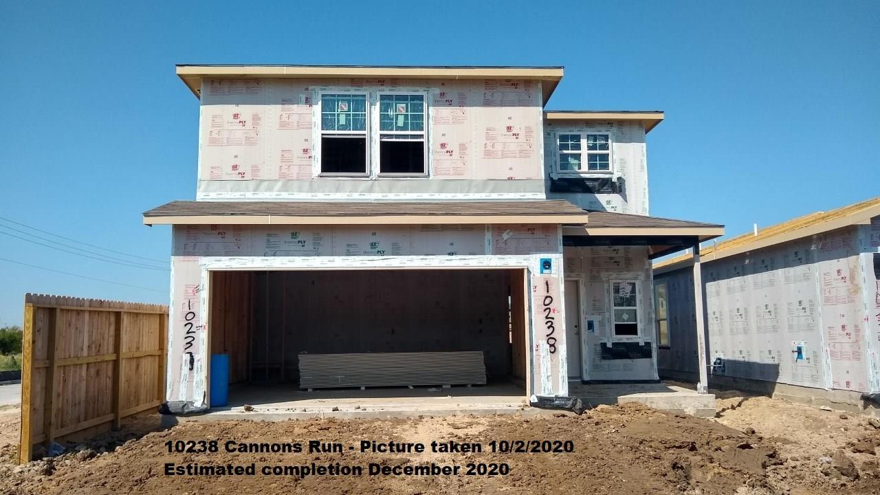 10238 Cannons Run Property Photo - Houston, TX real estate listing