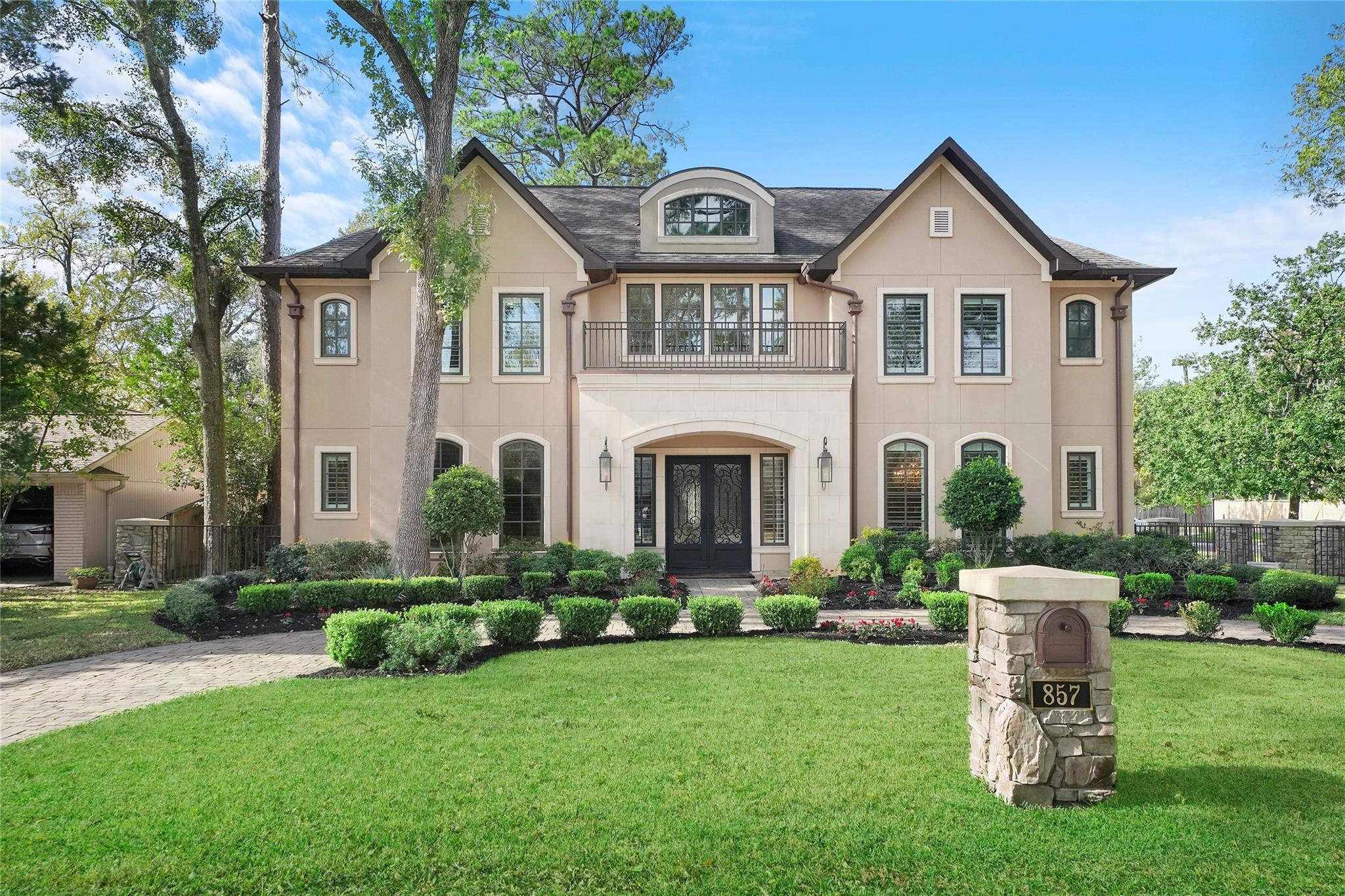 857 Hickorywood Lane Property Photo - Hedwig Village, TX real estate listing