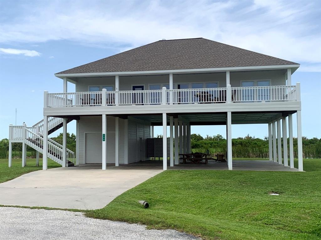 708 Cameron Circle Property Photo - Port Bolivar, TX real estate listing