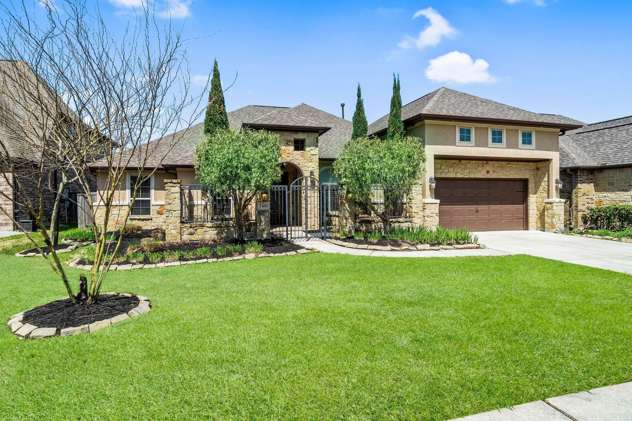 2416 Anderson Point Lane Property Photo - Spring, TX real estate listing