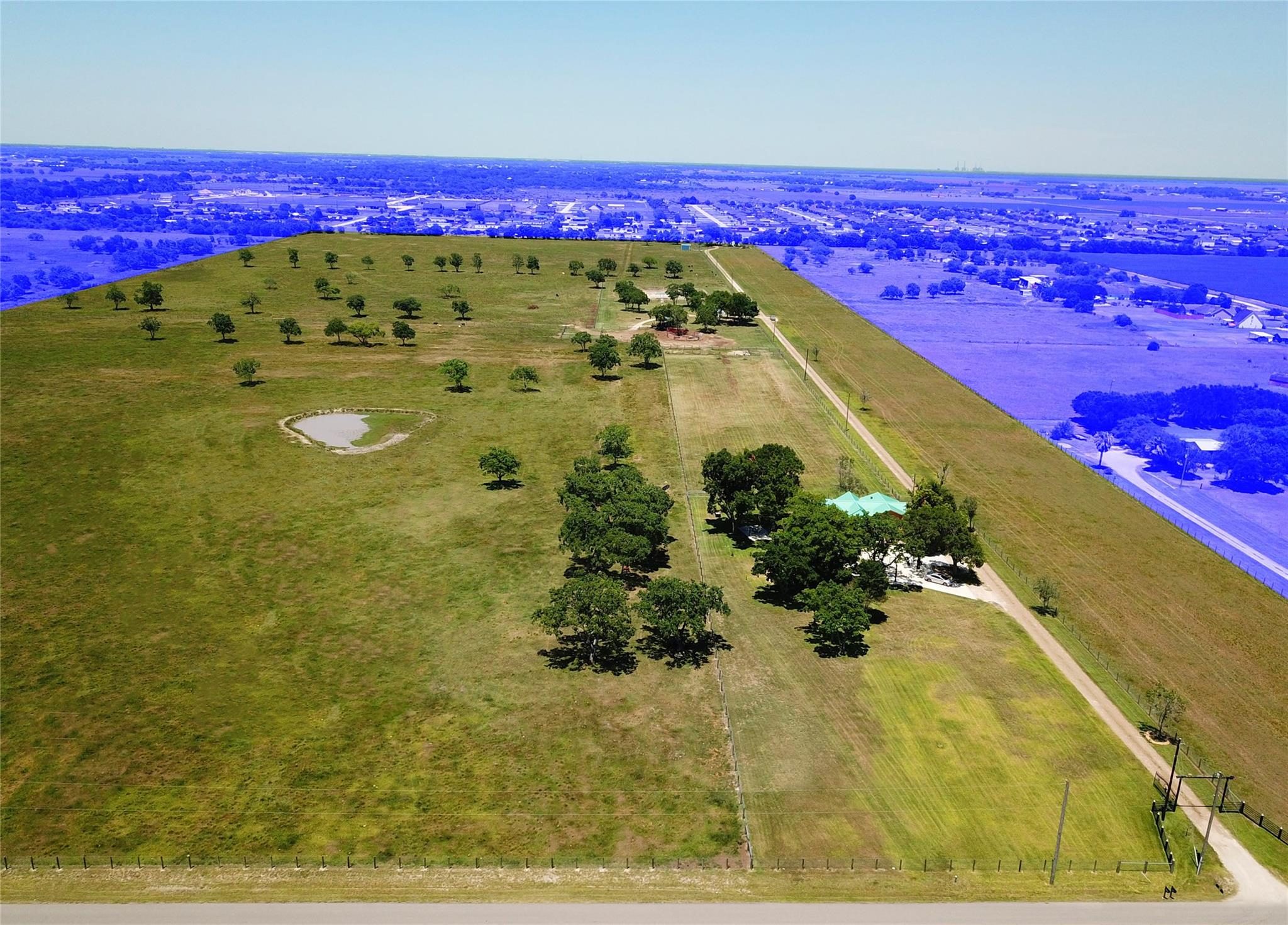 10507 Padon Road Property Photo - Needville, TX real estate listing