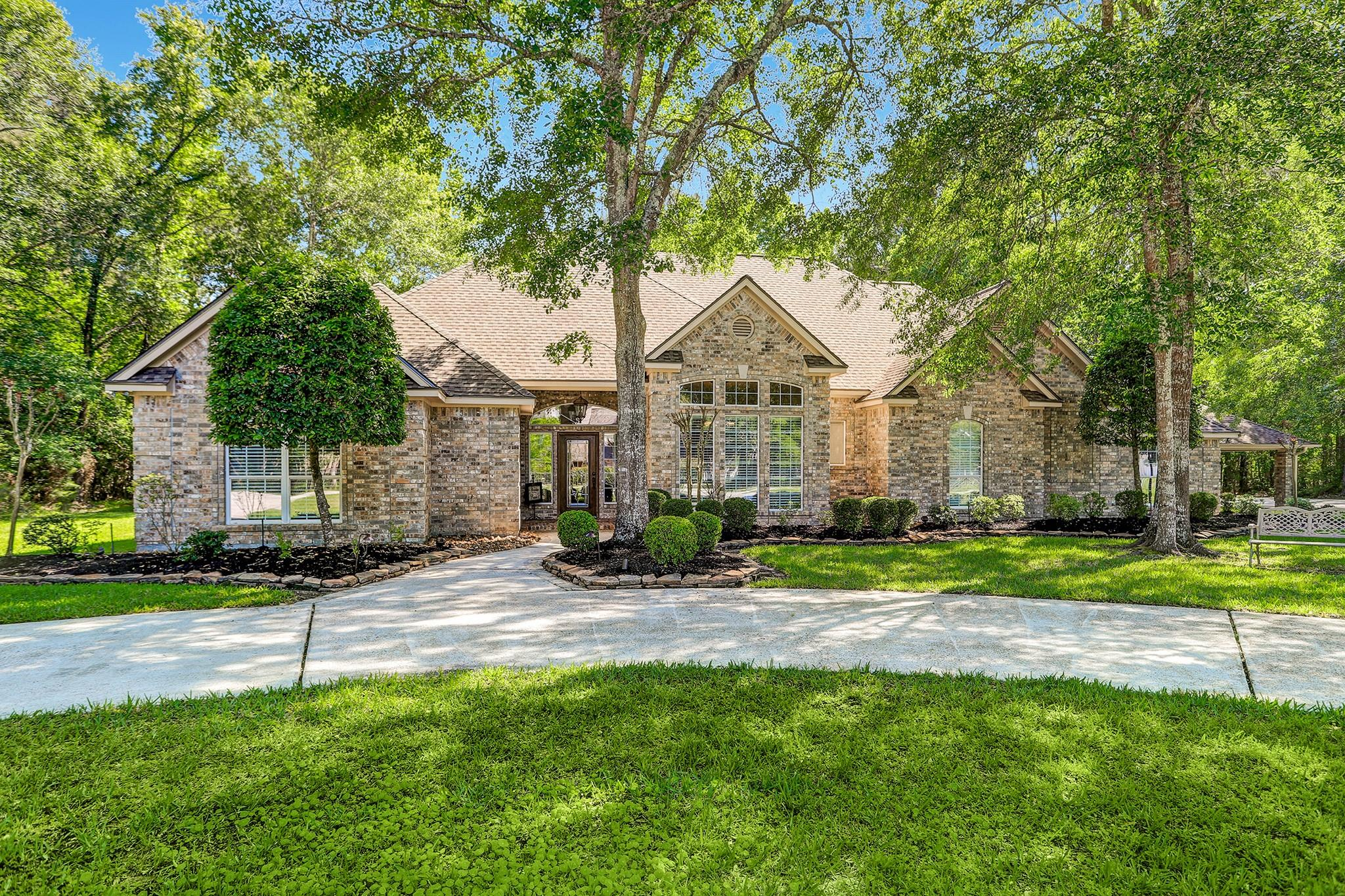 29610 Commons Forest Drive Property Photo - Huffman, TX real estate listing