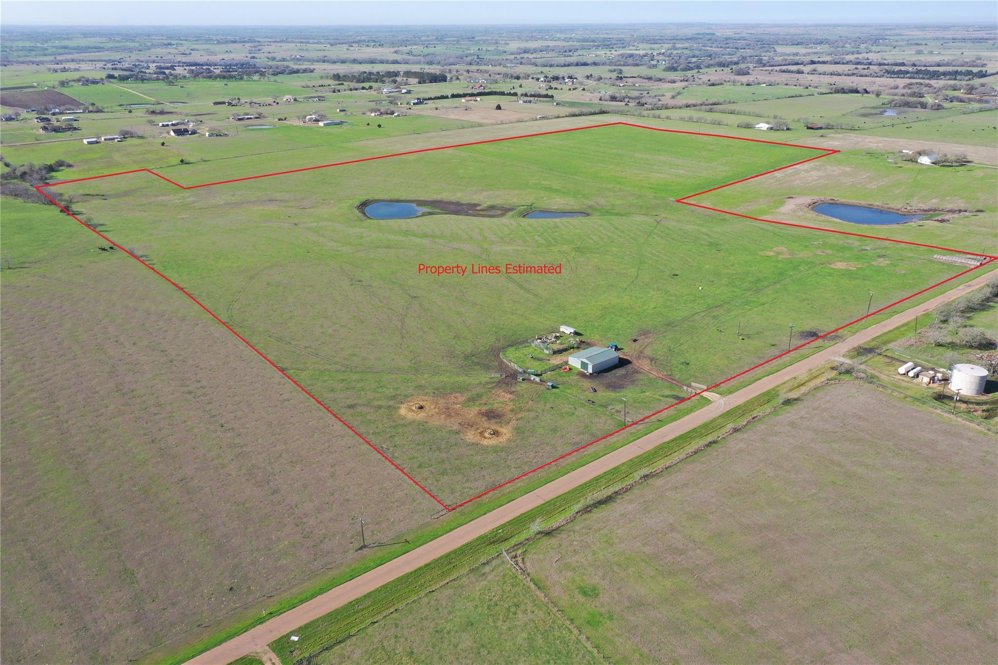 555 Knape Road Property Photo - La Grange, TX real estate listing
