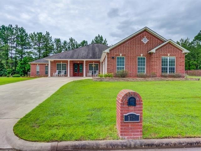 175 Eagle Creek Drive Property Photo - Lufkin, TX real estate listing