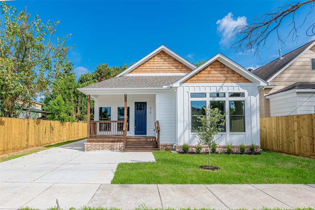 415 James Street, Houston, TX 77009 - Houston, TX real estate listing