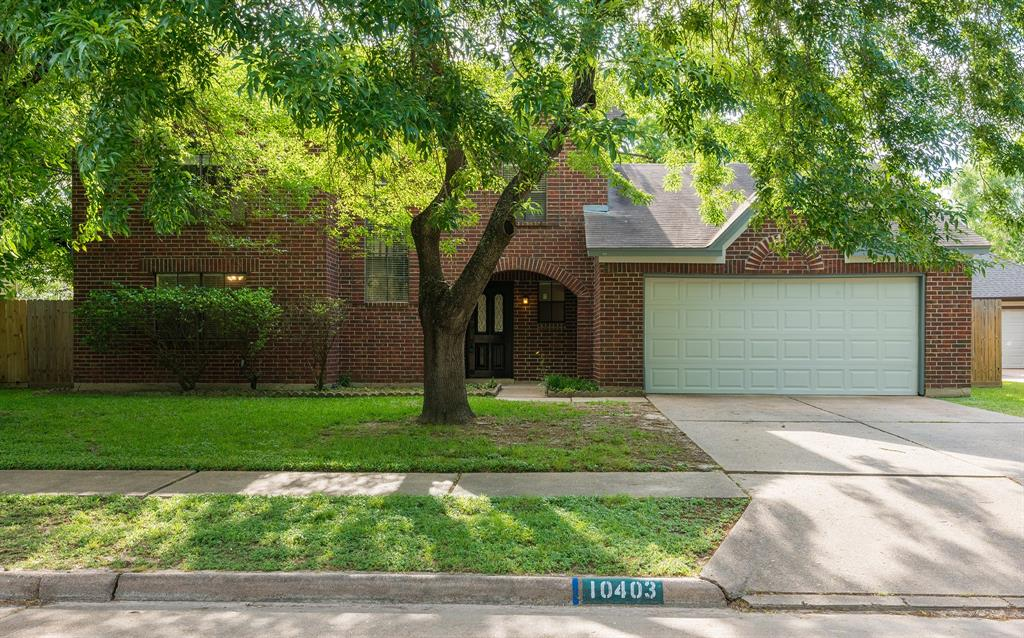 10403 Jockey Club Drive Property Photo - Houston, TX real estate listing