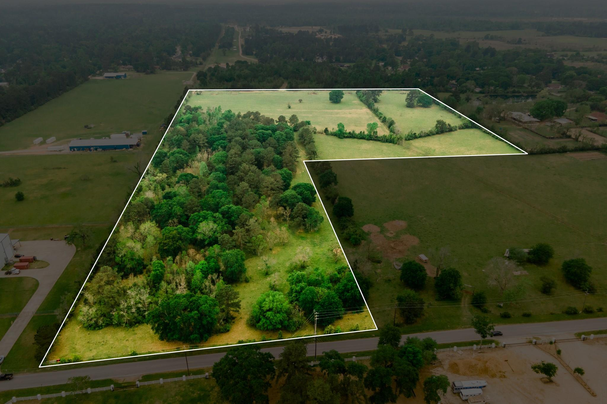 TBD Decker Prairie Rosehill Road Property Photo - Magnolia, TX real estate listing