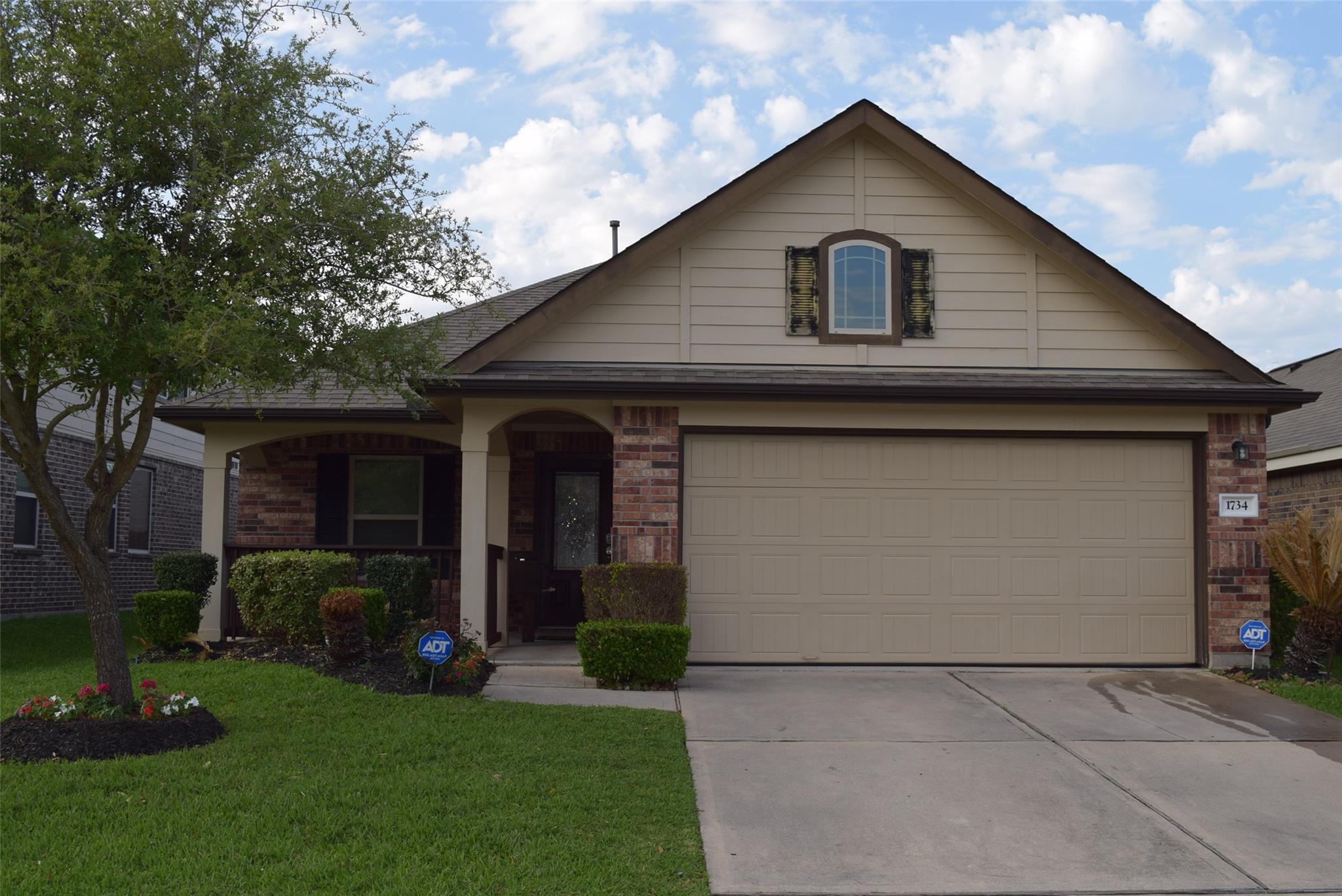 1734 Kilmory Court Property Photo - Houston, TX real estate listing