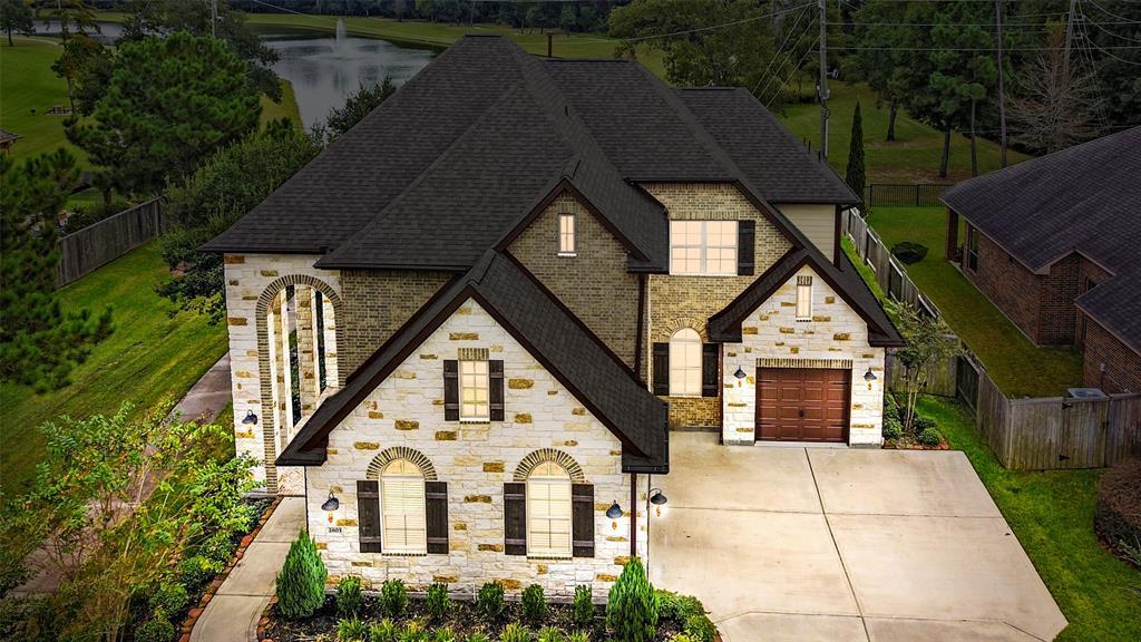2803 King Point View Lane, Spring, TX 77388 - Spring, TX real estate listing