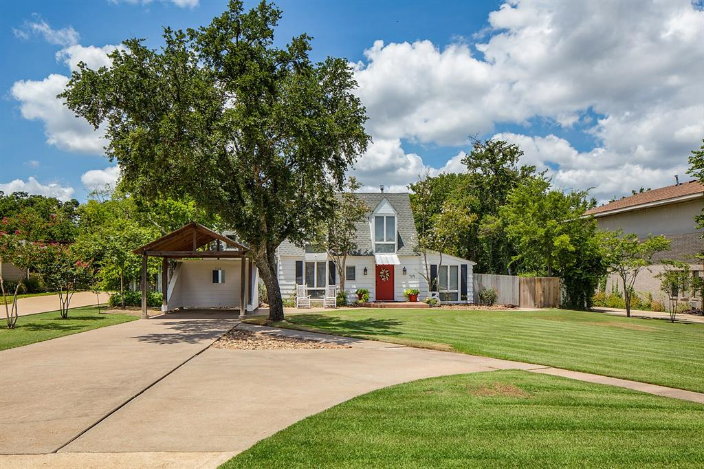 709 Park Place, College Station, TX 77840 - College Station, TX real estate listing