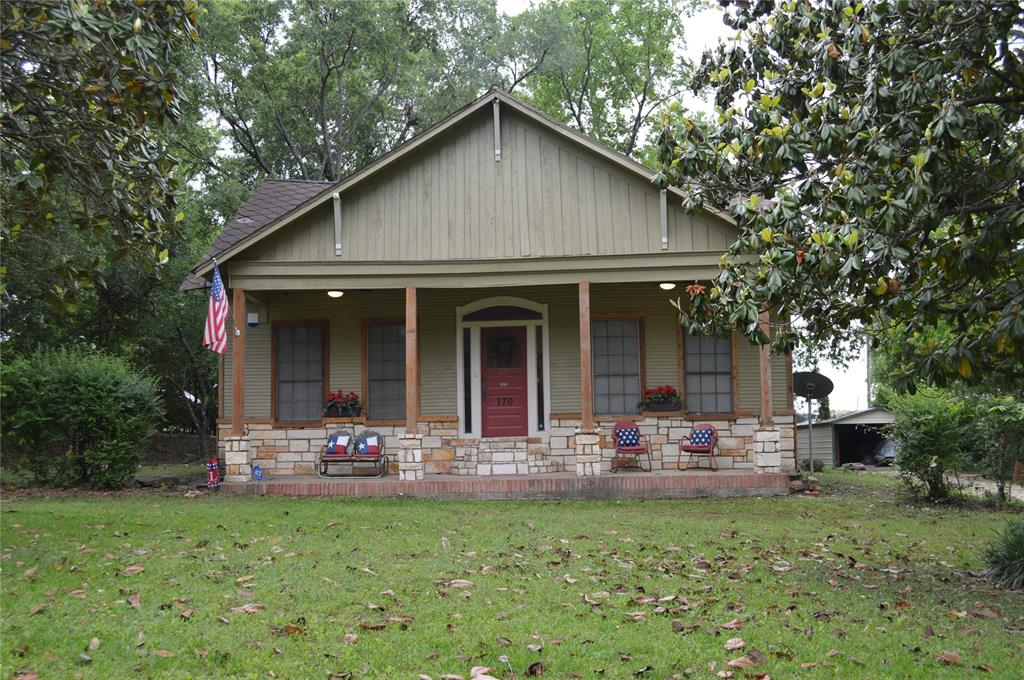 170 Noble Street, Lovelady, TX 75851 - Lovelady, TX real estate listing