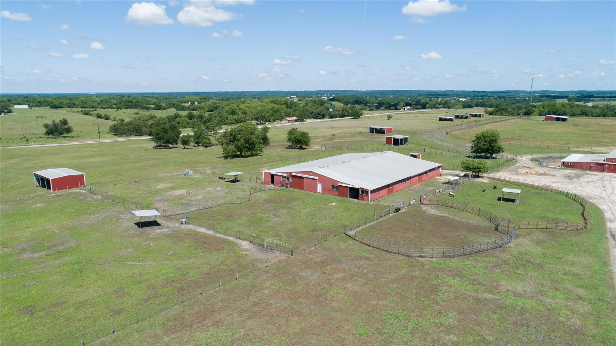 12409 FM 362 - 21 Acres Property Photo - Navasota, TX real estate listing